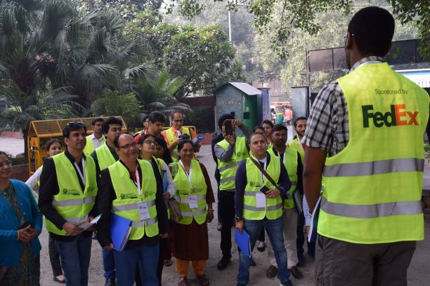 Alliance Advocates training in India provides a unique opportunity to put knowledge into practice