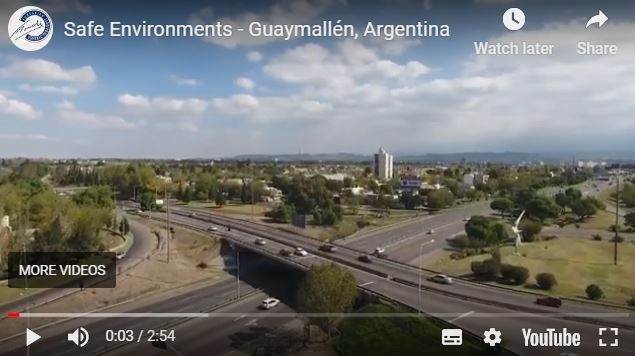 Gonzalo Rodriguez Foundation launches video of life saving school road upgrades