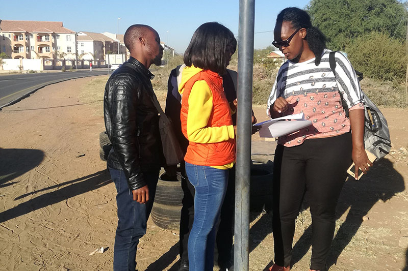 SR4S helping to improve child pedestrian safety in Botswana