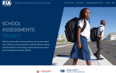 FIA School Assessment Toolkit supports global mobility clubs on creating safer school communities