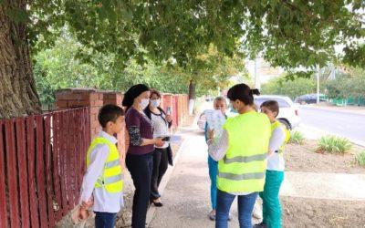 Automobile Club of Moldova lidera la evaluación escolar en dos ciudades