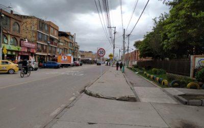 Touring & Automobile Club de Colombia creando viajes más seguros en Bogotá