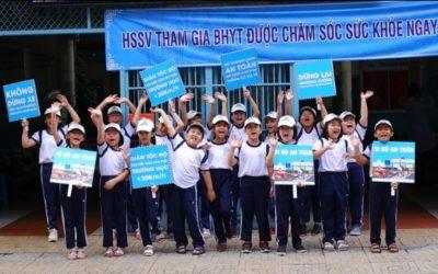 La Fundación AIP logra un hito importante con 7 escuelas en Vietnam