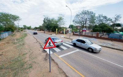 """El programa """"Demasiado joven para morir"""" da como resultado la mejora de las escuelas de Botswana"""