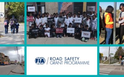 La FIA compromete fondos de subvención para mejoras de zonas escolares