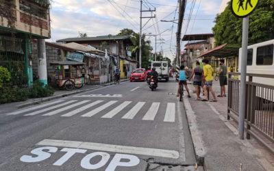 CRTIP actualiza escuelas en Filipinas