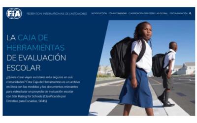 El kit de herramientas de evaluación escolar de la FIA ahora está disponible en inglés y español