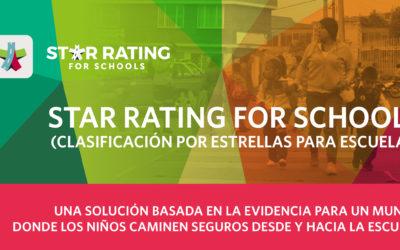 Clasificación de estrellas para materiales escolares ahora disponible en español