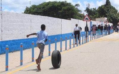 Zambia Road Safety Trust lidera la movilidad sostenible
