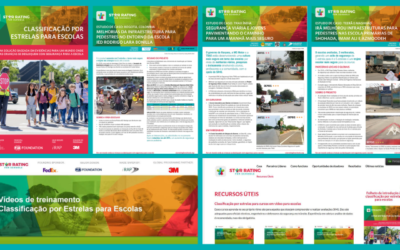 Los recursos útiles de SR4S (series de capacitación y estudios de casos) ahora están disponibles en portugués