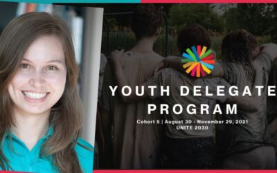 SR4S Global Programme Coordinator elected to join the Youth Delegate Program of UNITE 2030